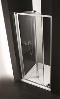 Душевая дверь стекло 6 mm мат
