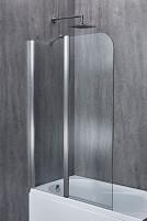 Paravan pe cada RELAX sticla 6mm 120 x h150 cu deschidere