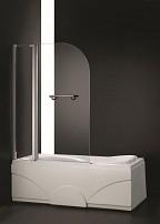 Перегородка на ванне FROBSH2-100 стекло 6 mm мат 100x150