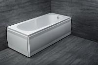 Акриловая прямоугольная ванна Nataly
