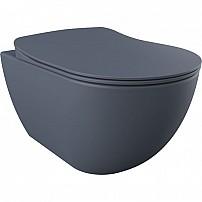 Vas WC suspendat Creavit Free FE320.201/KC4880.CBM bas. Matt