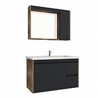 Мебель для ванной CREAVIT Link 100cm LK0100.00.ARA