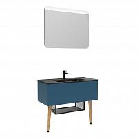 Мебель для ванной CREAVIT Zeon Azure ZE0100.00.MM